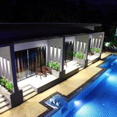 Отель Alphabeto Resort 3* Улучшенный номер с двуспальной кроватью фото 5
