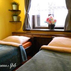 Гостиница Rooms.SPb Стандартный номер с различными типами кроватей фото 15