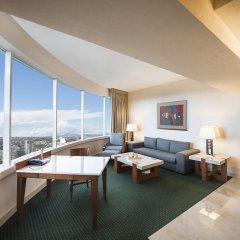 Отель Grand Fiesta Americana Guadalajara Country Club комната для гостей фото 4
