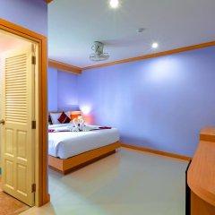 Отель Phusita House 3 2* Стандартный номер с различными типами кроватей фото 3