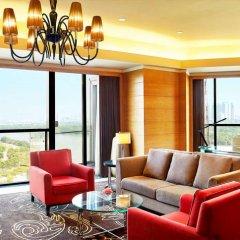 Sheraton Shunde Hotel 4* Номер Делюкс с различными типами кроватей фото 11