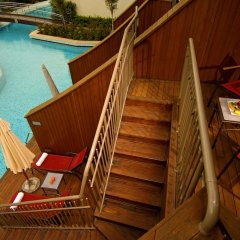 Отель Cornelia Diamond Golf Resort & SPA - All Inclusive 5* Стандартный семейный номер с двуспальной кроватью фото 2
