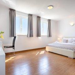 Отель Adriatic Queen Villa 4* Стандартный номер с различными типами кроватей фото 11