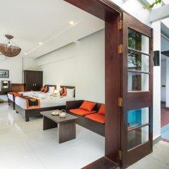 Отель Botanic Garden Villas 3* Улучшенный номер с 2 отдельными кроватями фото 4