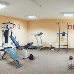 Гостиница Авиатор фитнесс-зал фото 3