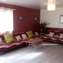 Отель Residence Les Cocotiers Папеэте комната для гостей