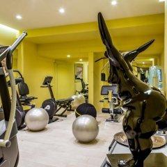 Radisson Blu GHR Hotel, Rome фитнесс-зал фото 2