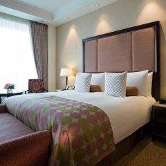 Лотте Отель Москва 5* Улучшенный номер разные типы кроватей фото 2