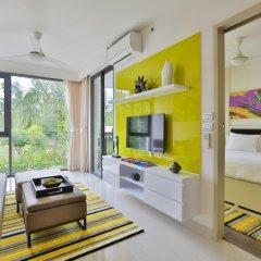Отель Cassia Phuket 4* Люкс с 2 отдельными кроватями фото 6