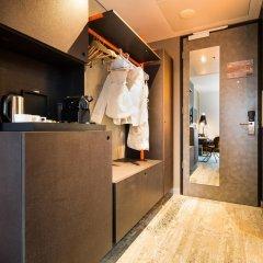 Отель Jaz Amsterdam Амстердам сейф в номере