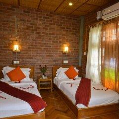 Teak Wood Hotel 3* Улучшенный номер с различными типами кроватей фото 3