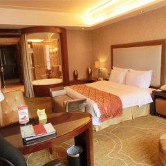 Baolilai International Hotel 5* Номер Делюкс с двуспальной кроватью фото 9