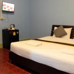 Отель Marina Hut Guest House - Klong Nin Beach 2* Стандартный номер с различными типами кроватей фото 43