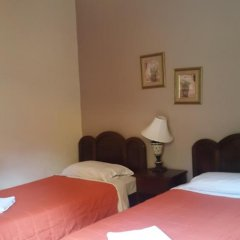 Отель La Posada Copan Копан-Руинас комната для гостей фото 4