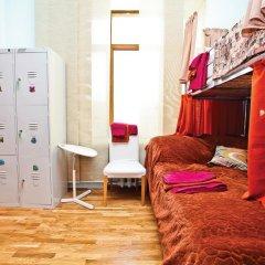 Seasons Hostel Кровать в общем номере двухъярусные кровати фото 11