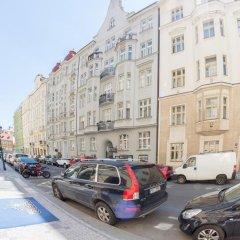 Отель Old Town Jewel Чехия, Прага - отзывы, цены и фото номеров - забронировать отель Old Town Jewel онлайн парковка