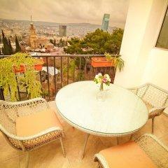 Отель Tbilisi View балкон