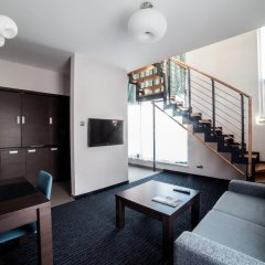 Отель Golden Tulip Gdansk Residence 4* Стандартный номер с различными типами кроватей фото 3