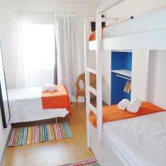 Ale-Hop Albufeira Hostel Стандартный номер с различными типами кроватей фото 4