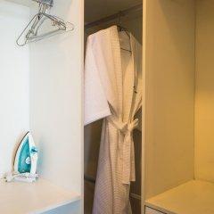 Amanta Hotel & Residence Ratchada 4* Апартаменты с различными типами кроватей фото 9