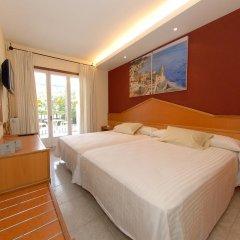 Отель Galeón 3* Стандартный номер с двуспальной кроватью фото 6