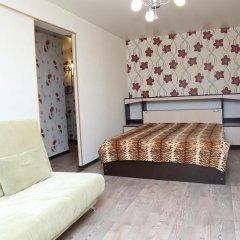 Апартаменты на Савушкина комната для гостей фото 3
