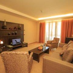Отель Park Hotel Pirin Болгария, Сандански - отзывы, цены и фото номеров - забронировать отель Park Hotel Pirin онлайн комната для гостей фото 3