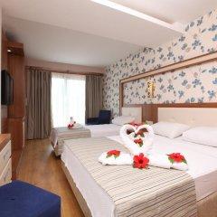 Отель Liberty Hotels Oludeniz 4* Стандартный номер с двуспальной кроватью фото 2