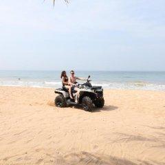 Отель Royal Beach Resort пляж