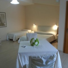 Hotel Ristorante Europa Солофра в номере