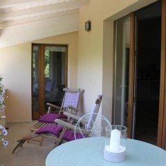 Отель Torre del Falco Италия, Сполето - отзывы, цены и фото номеров - забронировать отель Torre del Falco онлайн балкон