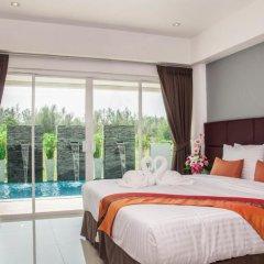 Отель Amin Resort Пхукет комната для гостей фото 3