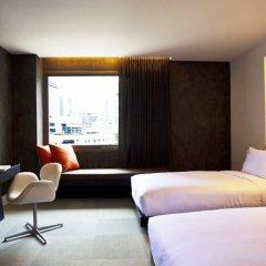 Trinity Silom Hotel 3* Номер Премьер с двуспальной кроватью