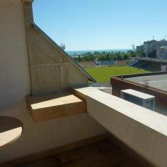 Отель Morski Yastreb балкон