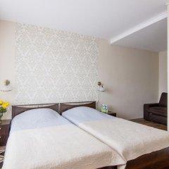 Hotel Mezaparks 3* Стандартный номер с 2 отдельными кроватями фото 11