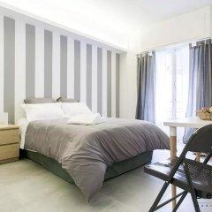 Апартаменты Lekka 10 Apartments комната для гостей