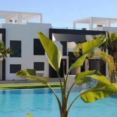 Отель OasisBeach Penthousse la Zénia бассейн фото 2