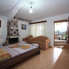 Апартаменты Mustafaraj Apartments Ksamil Стандартный номер с различными типами кроватей фото 5