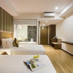 Sen Viet Premium Hotel Nha Trang 4* Номер Делюкс с 2 отдельными кроватями фото 6