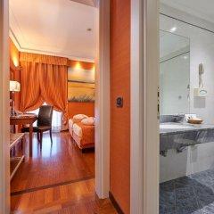 Grand Hotel Adriatico 4* Номер Комфорт с различными типами кроватей фото 7