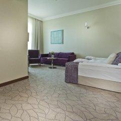 Hotel KING DAVID Prague 5* Люкс с двуспальной кроватью фото 2