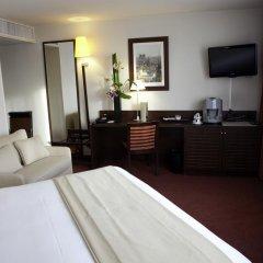 Отель Hôtel Concorde Montparnasse 4* Номер Делюкс с различными типами кроватей