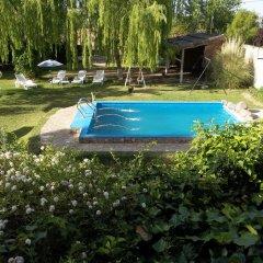 Отель Cabañas La Higinia Сан-Рафаэль бассейн