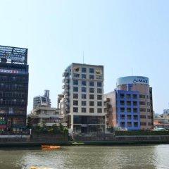 Отель Candeo Hakata Terrace Фукуока приотельная территория фото 2