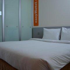 Отель easyHotel Dubai Jebel Ali Стандартный номер с различными типами кроватей фото 10