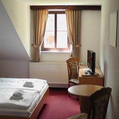 Отель Burghotel Stolpen 3* Стандартный номер с двуспальной кроватью фото 2