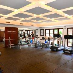 Отель Novotel Bali Nusa Dua фитнесс-зал фото 4