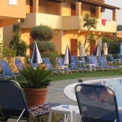 Апартаменты Eleni Apartments бассейн