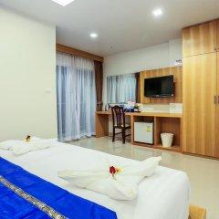 Отель PKL Residence 3* Стандартный номер двуспальная кровать фото 3