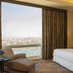 Отель Four Points by Sheraton Kuwait 4* Стандартный номер с различными типами кроватей фото 3